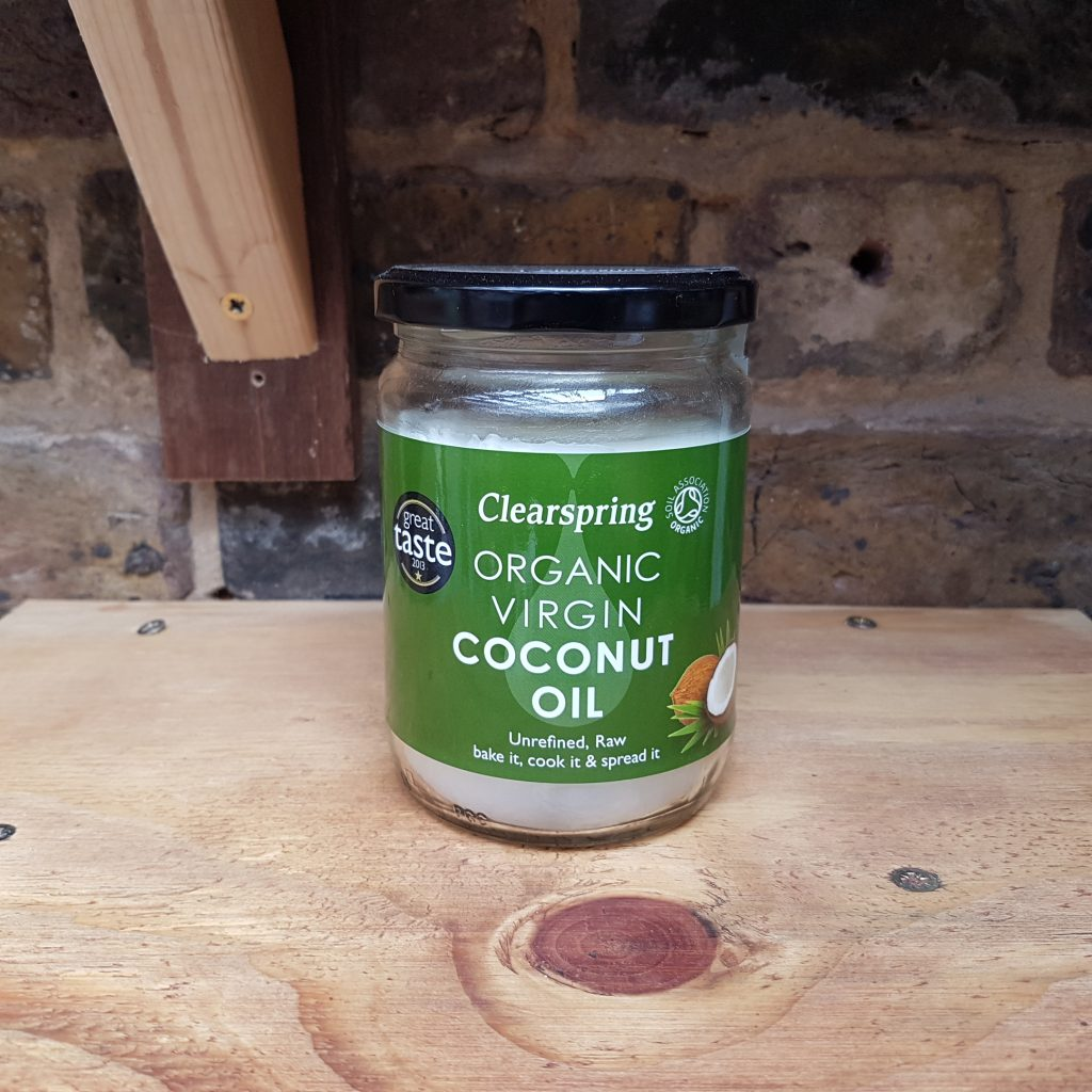 Coconut Oil (One Jar)